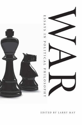 War by Larry May