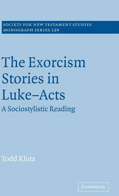 Exorcism Stories in Luke-Acts book
