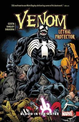 Venom Vol. 3: Lethal Protector - Blood In The Water by Mike Costa