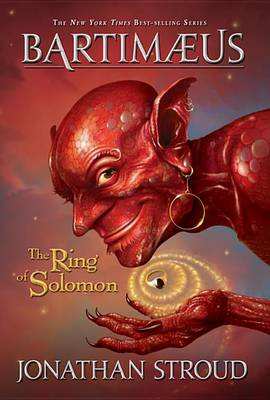 Ring of Solomon by Jonathan Stroud