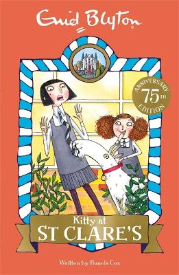 Kitty at St Clare's by Enid Blyton