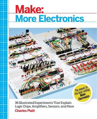 Make: More Electronics by Charles Platt