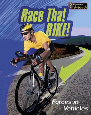 Race That Bike! book