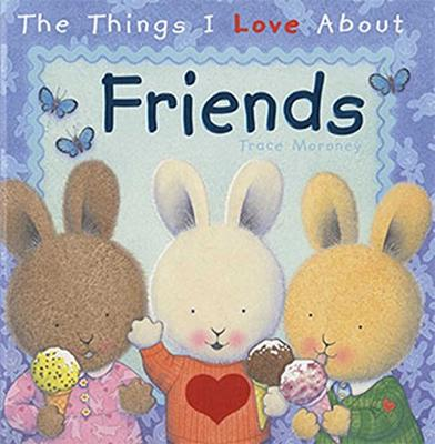 Things I Love about Friends book