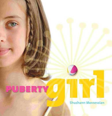 Puberty Girl book