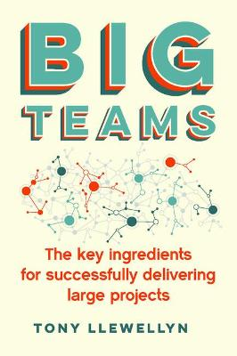 Big Teams: The key ingredients for successfully delivering large projects by Tony Llewellyn