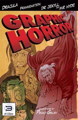 Graphic Horror book