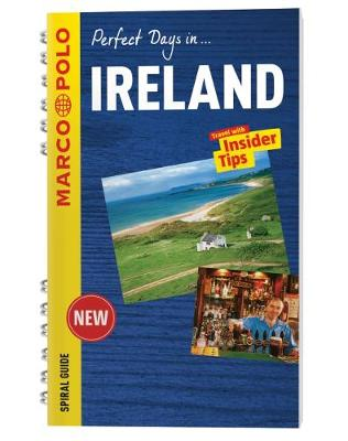 Ireland Marco Polo Travel Guide - with pull out map by Marco Polo