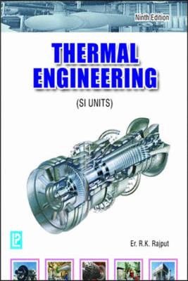Thermal Engineering by R. K. Rajput