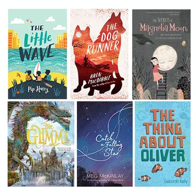 Younger Readers Set of 6 - Book of the Year 2020 by null