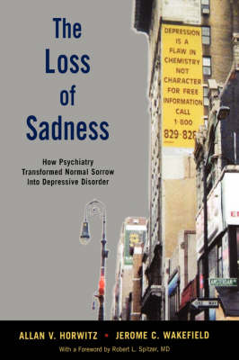 Loss of Sadness book