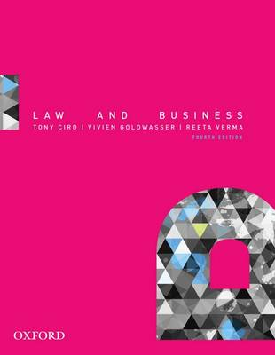 Law and Business by Tony Ciro