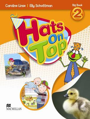 Hats On Top Big Book Level 2 by Schottman