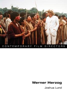 Werner Herzog by Joshua Lund