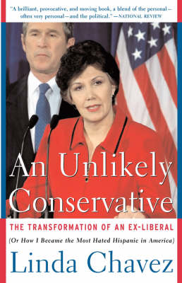 Unlikely Conservative by Linda Chavez