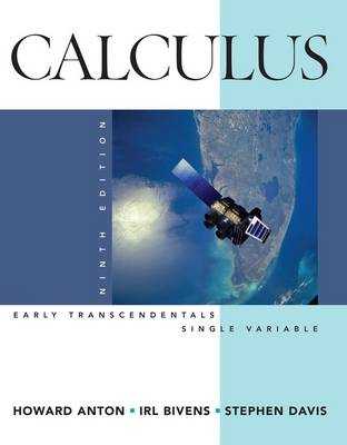 Calculus Early Transcendentals Single Variable book