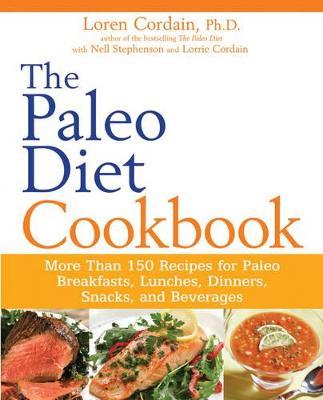 Paleo Diet Cookbook by Loren Cordain