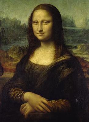 Mona Lisa Notebook by Leonardo da Vinci