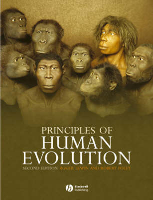Principles of Human Evolution 2E book