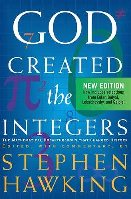 God Created The Integers by Stephen Hawking