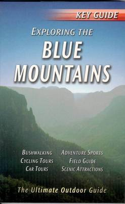 Key Guide Exploring the Blue Mountains by Leonard Cronin