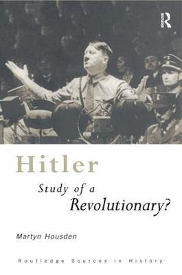 Hitler by Martyn Housden