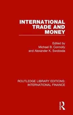 International Trade and Money book
