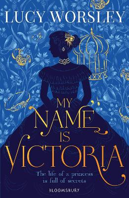 My Name Is Victoria book