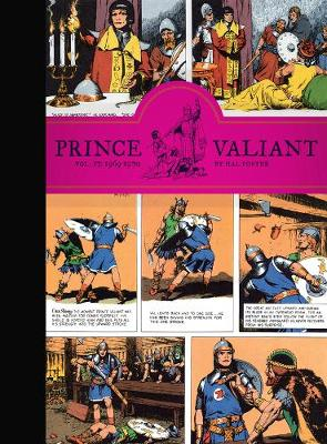 Prince Valiant Vol. 17 by Hal Foster