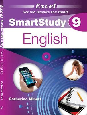 Excel Smartstudy - English Year 9 book