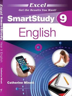 Excel Smartstudy - English Year 9 by Catherine Minett