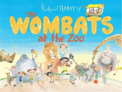 Wombats at the Zoo by Roland Harvey