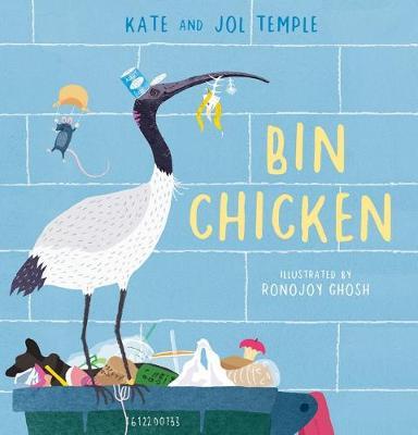 Bin Chicken book