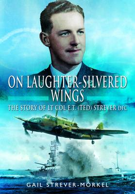 On Laughter-Silvered Wings by Gail Strever-Morkel