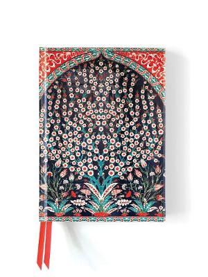 Turkish Wall Tiles (Foiled Journal) book