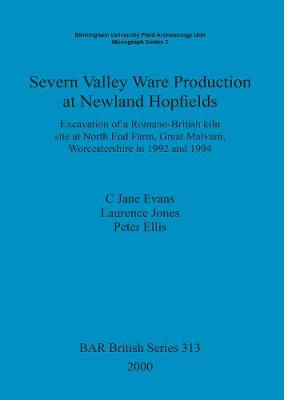 Severn Valley ware production at Newland hopfields by Peter Ellis
