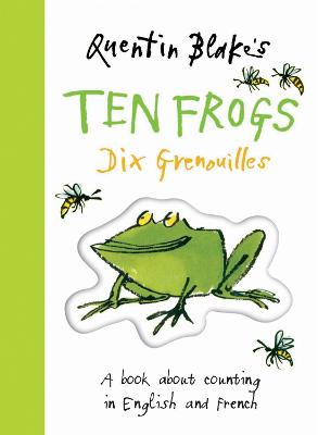 Quentin Blakes Ten Frogs book