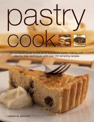 Pastry Cook book