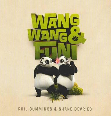 Wang Wang and Funi by Phil Cummings