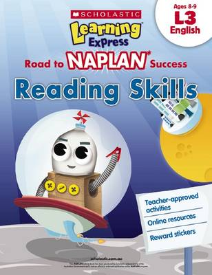 Learning Express NAPLAN: Reading Skills L3 book