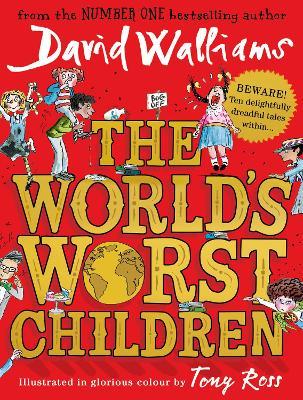 World's Worst Children book