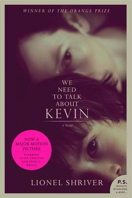 We Need to Talk about Kevin Tie-In book