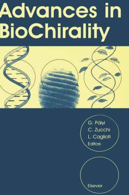 Advances in BioChirality book
