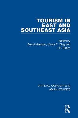 Tourism in East and Southeast Asia CC 4V book