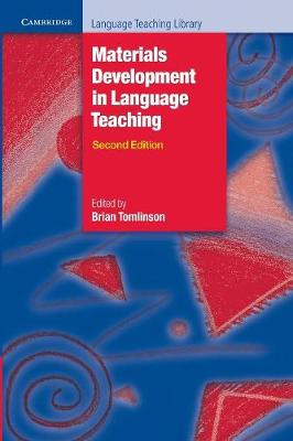 Materials Development in Language Teaching book