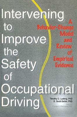 Intervening to Improve the Safety of Occupational Driving book
