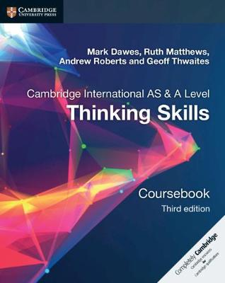 Thinking Skills Coursebook book
