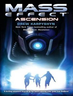 Mass Effect: Ascension book