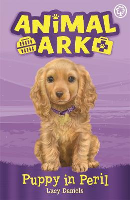 New Animal Ark: Puppy in Peril book