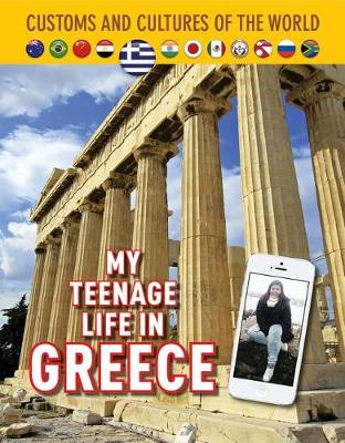 My Teenage Life in Greece by James Buckley Jr.
